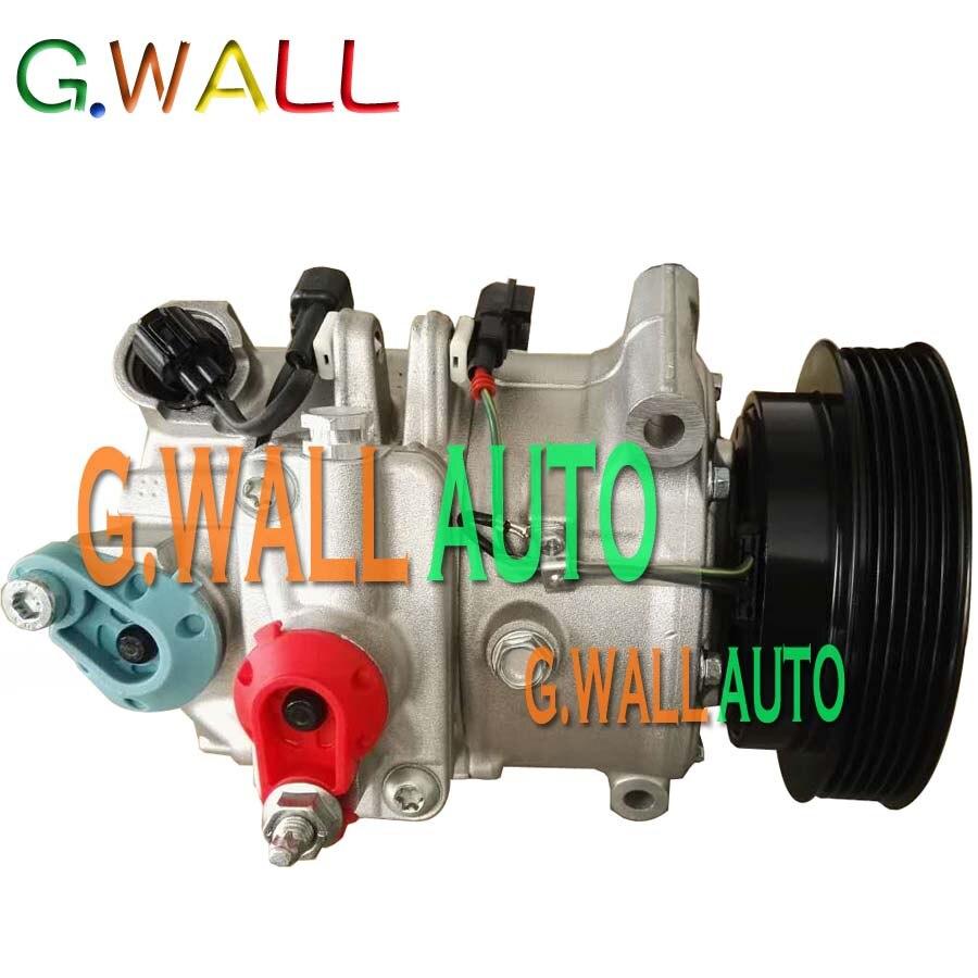 Kiváló minőségű AC kompresszor gépkocsihoz Volvo XC60 S80 V70 - Autóalkatrész