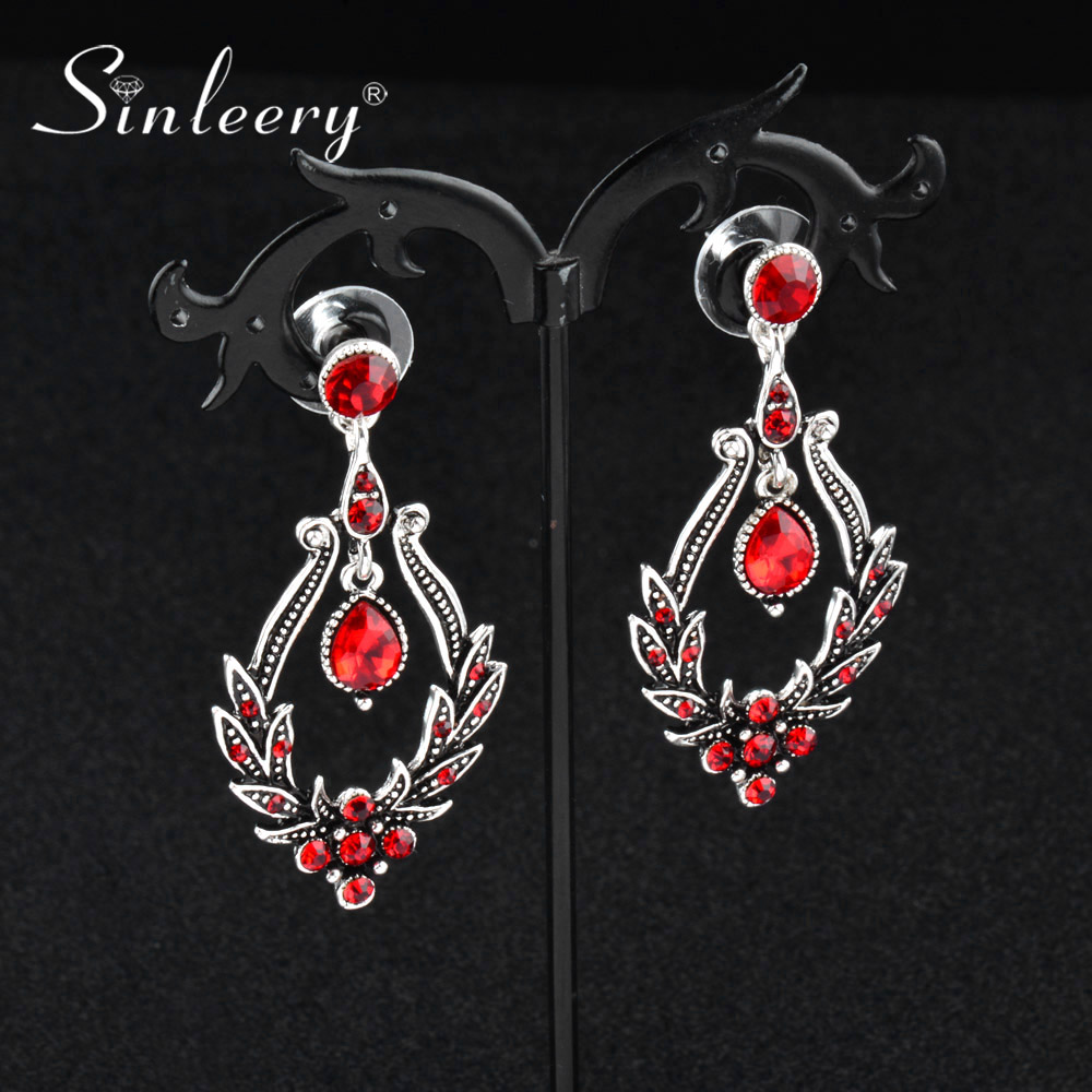 Buy chandelier earrings red and get free shipping on aliexpress arubaitofo Choice Image