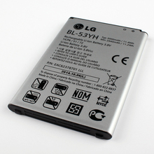 New Original LG BL 53YH Battery for LG Optimus G3 D830 D850 D851 D855 LS990 VS985