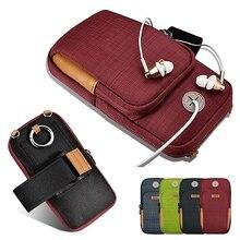 Xoomz Sport Courir Arm Band Téléphone Cas Pour iPhone 7 6 6 S Plus 5S Pour Samsung S8 S7 S6 Bord Ainsi Que Le Jogging Paquet Poche P10 Sac
