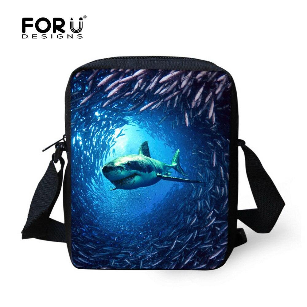 FORUDESIGNS Cute 3D Dolphin Children School Bag For Boys Girls Mini Kid Schoolbag Kindergarten Baby Small Shoulder Bag Sac A Dos