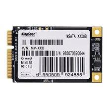 kingspec mSATA SATA3 III 6GB/S SATA2 II 256GB ssd 250GB Hard Drive Solid State Drive Disk  >Mini PCIE MSATA ssd 32GB 128gb 64gb