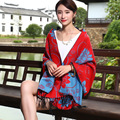 2017 Four seasons wool spinning tourism all-match warm scarf fashion female cashmere long thick air conditioner pashmina WJ72
