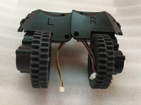 2 Original Left Right Wheel Motor For Robot Vacuum Cleaner Ilife A4 T4 X430 X432 X431