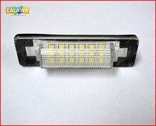 LED Фонарь Освещения Номерного Знака для Mercedes-Benz W210 4D Седан лицензия рама лампы 030209 GGG (FREESHIPPING)