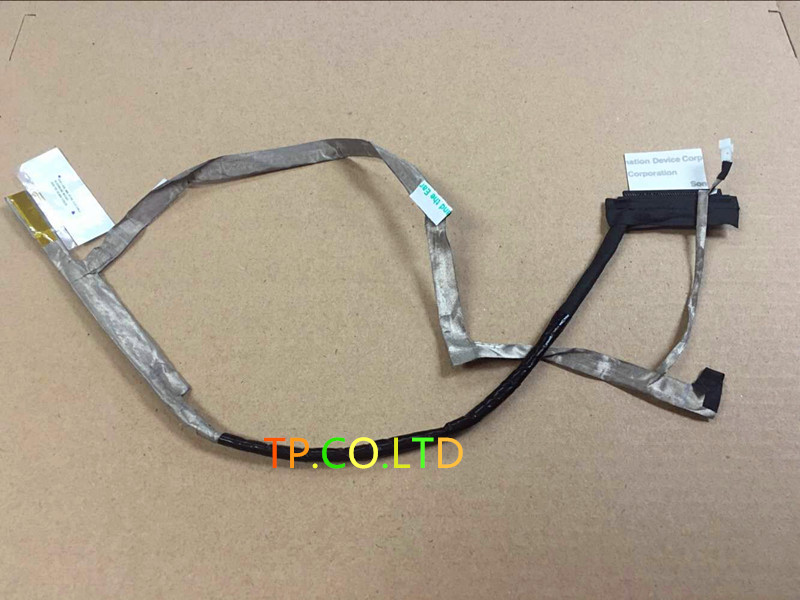 Genuine New Free Shipping For ACER Aspire V5 V5-531 V5-531g V5-471 V5-471G V5-431 laptop display cable VA51 50.4VM06.002 new for acer aspire v5 531 v5 571 v5 571g lcd lvds cable va51 50 4vm06 002 free shipping