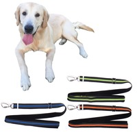 Quick Release Adjustable Pet Cat Dog Lead Leash Nylon Dogs Pets Cats Kitten Pup Puppy Hound