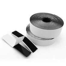 5M*20mm Hook and Loop Fastener, Self Adhesive Sticky Tape, Heavy Duty Hook Loop Tape Reusable Double Sided Sticky Tape 20mm цены онлайн