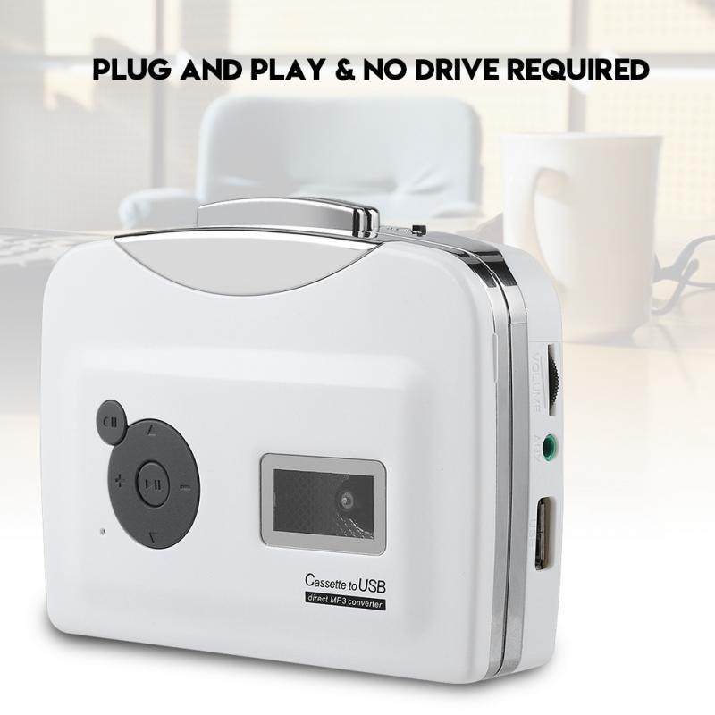 Tragbare Usb Kassette Zu Mp3 Konverter Band In-stick Erfassen Flash Memory/stift Stick Audio Musik-player Für Windows Unterhaltungselektronik Heim-audio & Video