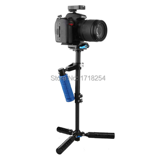 DHL Carbon Fiber DSLR S-43 Video Camera Stabilizer S43 for DSLR camera and DV camcorder steadycam Steadicam gopro hero