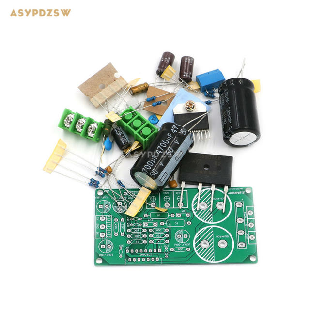 50W+50W Integration dual channel LM4766T Power amplifier DIY Kit ...