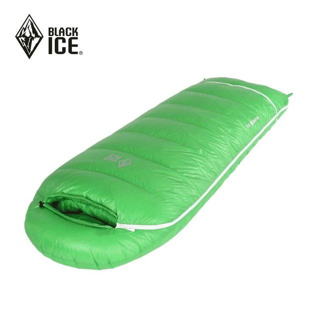 Blackice Good Quality Top White Goose Down Filling Ultralight Comfortable Children Sleeping Bag
