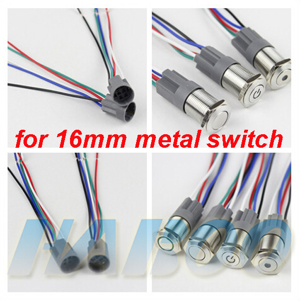 US $1.9 |1pcs ng electric wire electrical wiring connectors for 16mm Electronic Wiring Connectors on