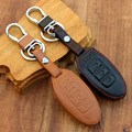 New design leather cover wallet key remote case ,4 Buttons For Infiniti EX FX m G25 G37 FX35 EX25 EX35 FX37 EX37 Q60 QX50 QX70