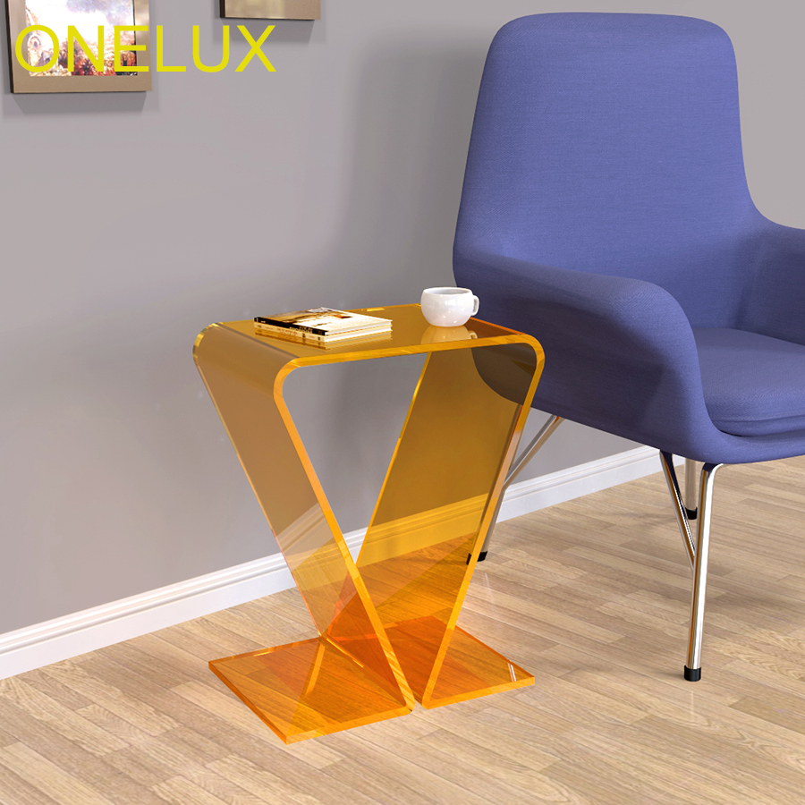 Elegant Acrylic Occasional Small Tea Table,Lucite Sofa Side Magazine Tables hollowed acrylic book magazine coffee tea table lucite plexiglass engraved side end sofa corner tables one lux