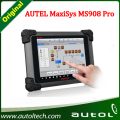100% Original MS908P AUTEL MaxiDas Maxisys pro Diagnostic System with WiFi Global Version High Quality ms908 pro Update Online