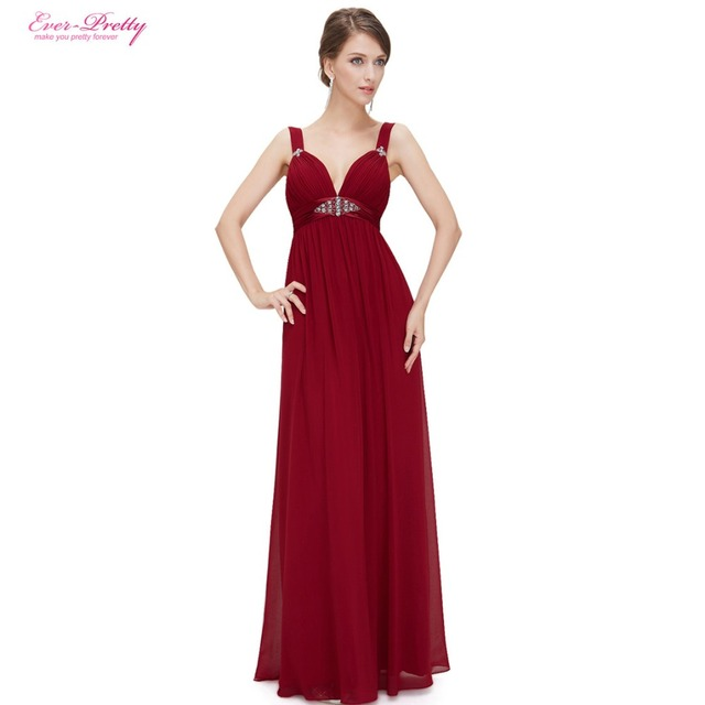 816ab1f51c8 Evening Dresses HE08083 Ever-Pretty Champagne Deep V-neck Shoulders Long  Crystal Fast Shipping