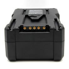 DVISI 150Wh 10400mAh 14 8V V Mount Battery Pack V Lock for video Camera Camcorder BP