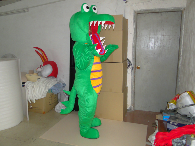 new arrival handmade green dinosaur mascot costumes for sale-in Boys Costumes from Novelty u0026 Special Use on Aliexpress.com | Alibaba Group & new arrival handmade green dinosaur mascot costumes for sale-in Boys ...