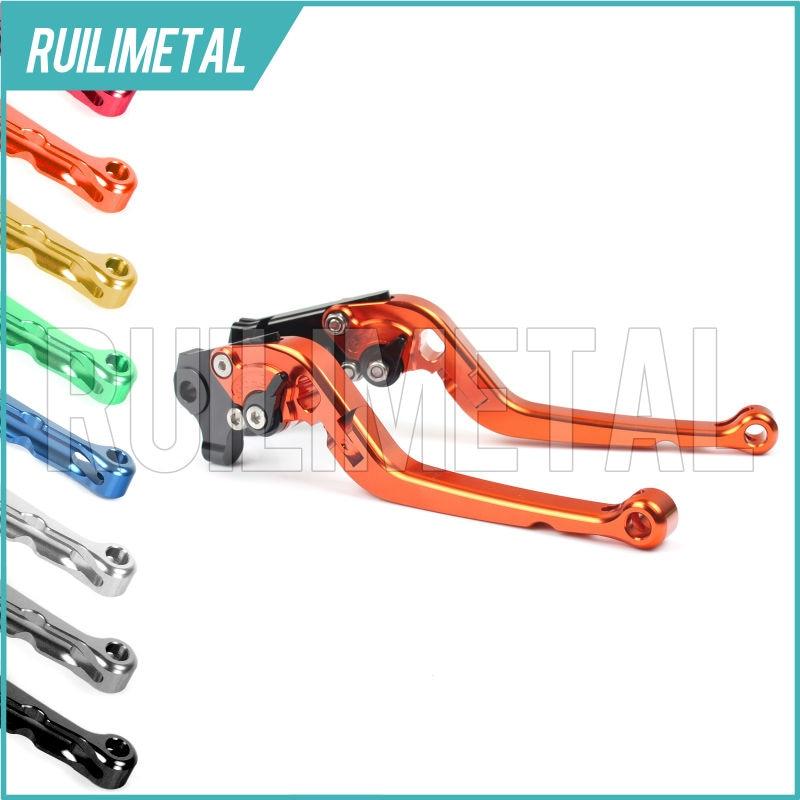 Adjustable Long Folding Clutch Brake Levers for DUCATI 748 99 00 01 02 748R 748S 11 12 13 14 15 16 2015 2016 750 SS i.E. 2002 adjustable billet long folding brake clutch levers for bmw k1600 gt gtl 11 14 12 13 k1300 k1200 r s r1200 r rt s st gs 04 14 05
