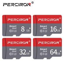 Карта памяти PERCIRION 8 ГБ 16 ГБ 32 ГБ micro sd карта 64 Гб tarjeta microsd 32 Гб mini TF карта 4 Гб флэш-накопитель с бесплатным адаптером