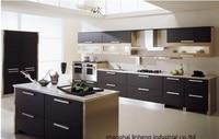 melamine/mfc kitchen cabinets(LH ME024)