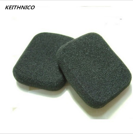 1 pereche 5 * 4cm noi Soft Foam ear pads Earbuds Casti Replacement căști Burete Coperți pentru MP3 MP4 FROM căști H086