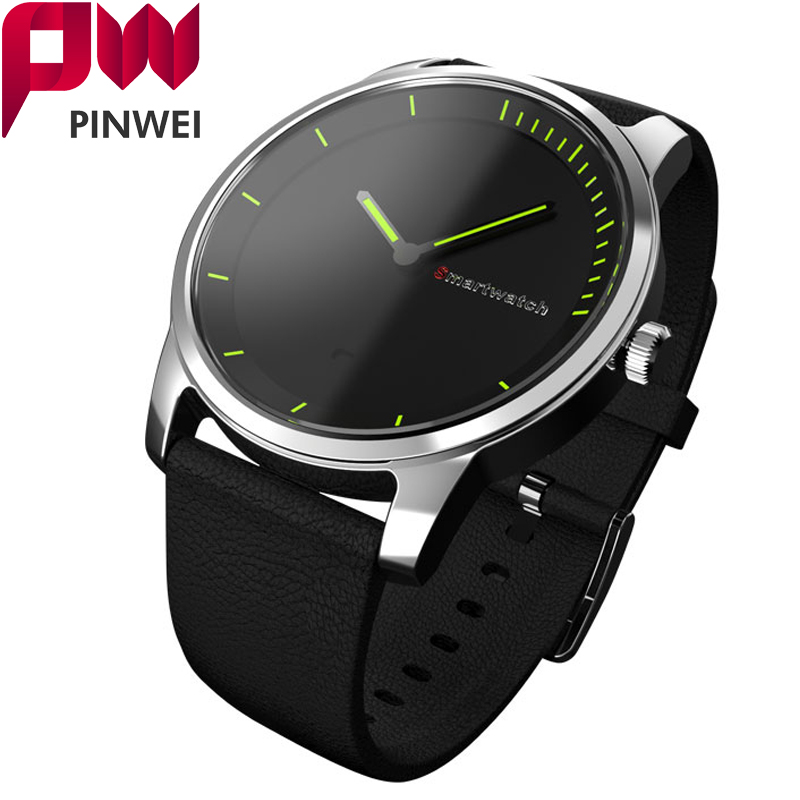 imágenes para PINWEI N20 de Buceo 30 M Impermeable Reloj Inteligente Smartwatch Wach Reloj Deportivo Reloj Podómetro Gimnasio Rastreador Inteligente para IOS Android