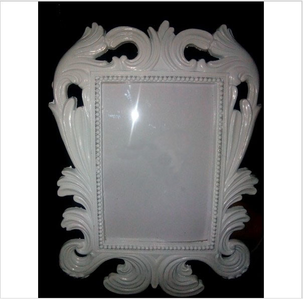 event party suppliesbig size white baroque photo frame wedding place card holder picture frames