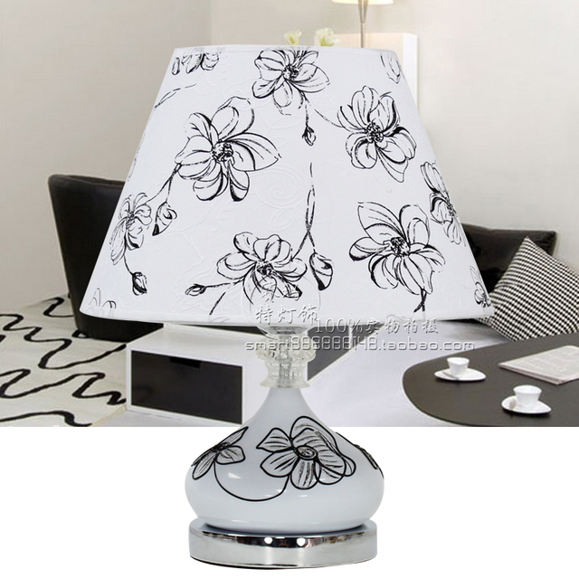 Ofhead Decoration Table Lamp Hand Painting Colored Drawing Stereoscopic Art Compartment