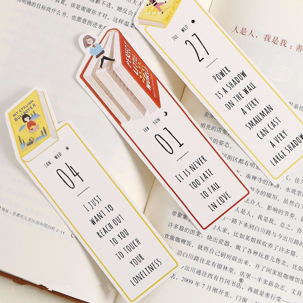 9aba26ba28759 6 set/Lot Happy travel bookmark for book 30pcs Vintage page marker Greeting  card gift Stationery Office School supplies FC172