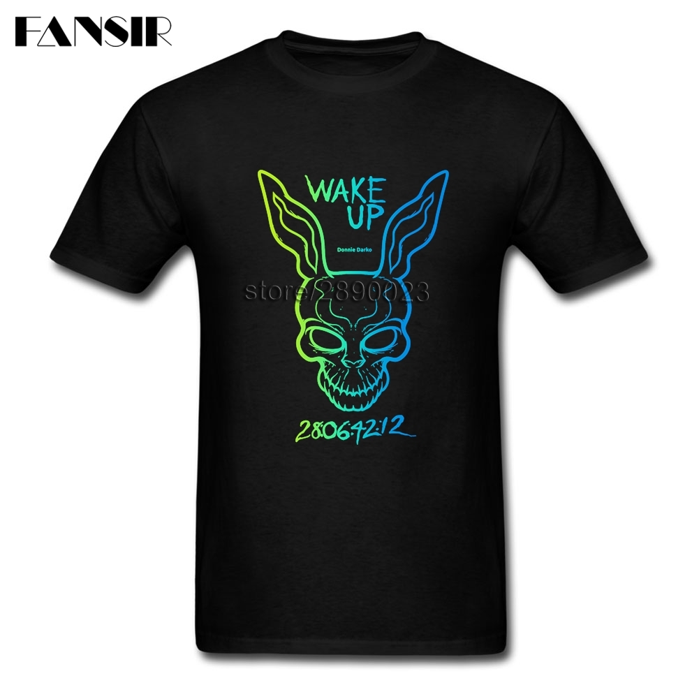 Free Resume And Cover Letter Template%0A Buy Donnie Darko And Get Free Shipping On AliExpresscom Rock Tshirt Men  Short Sleeve O Neck