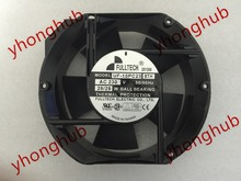 Free Shipping For FULLTECH UF-15PC23, BTH, AC 230V 29W 172x150x51 Server Round Cooling fan papst 4656n ac 230v 19w 18w 120x120x38mm server square fan