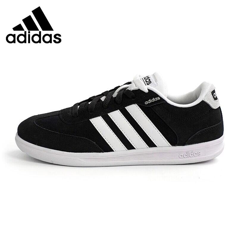 timeless design be0ae df0b5 Original de la nueva llegada adidas neo etiqueta cruz corte skate zapatos  zapatillas de deporte de