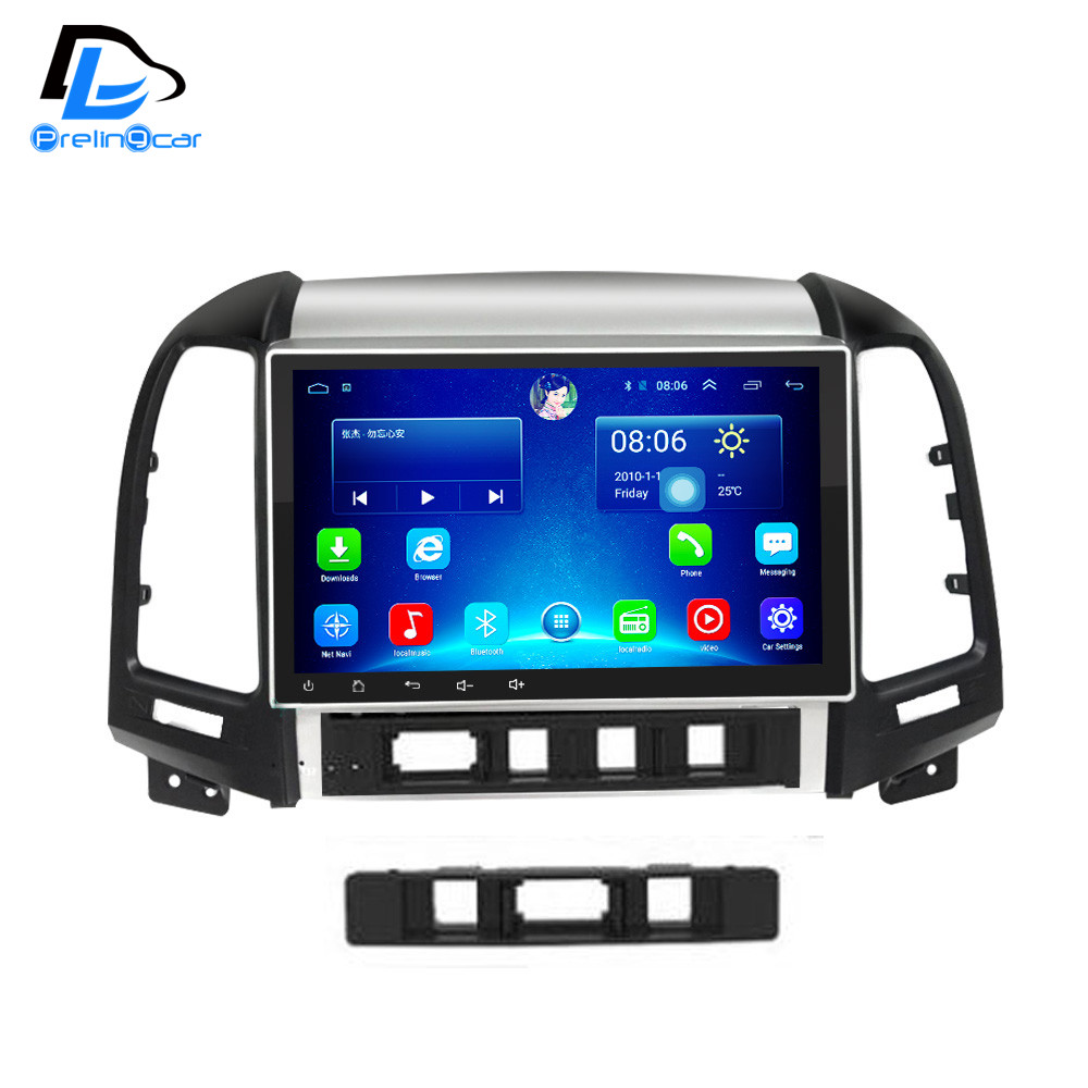 2G 32G optional android 6 0 car gps multimedia video radio player in dash for HYUNDAI