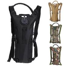 b1853103b5f New 3L Outdoor Water Bag Molle Military Tactical Hydration Backpack Camping  Hiking Camelback Nylon Camel Water Bladder Bag