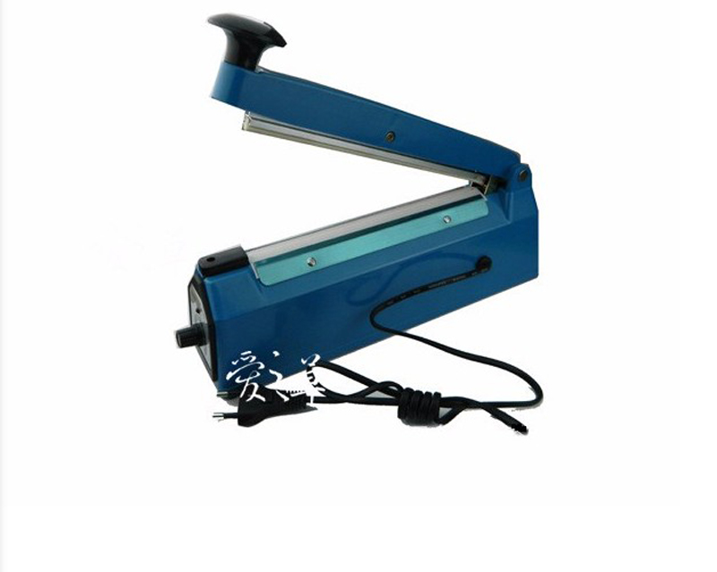 220V 260W Sealer Heat Sealing Machine Vacuum Bag Sealer Tea Bag Packing Tools