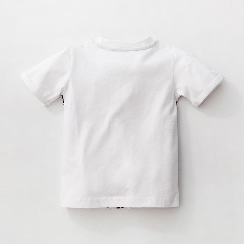 HTB1R6IKXr1YBuNjSszhq6AUsFXae - Little maven 1-6Years Cartoon Shark Baby Kids Boys Short Sleeve T Shirt Cotton Summer Children Boys Girl's Garments Clothes