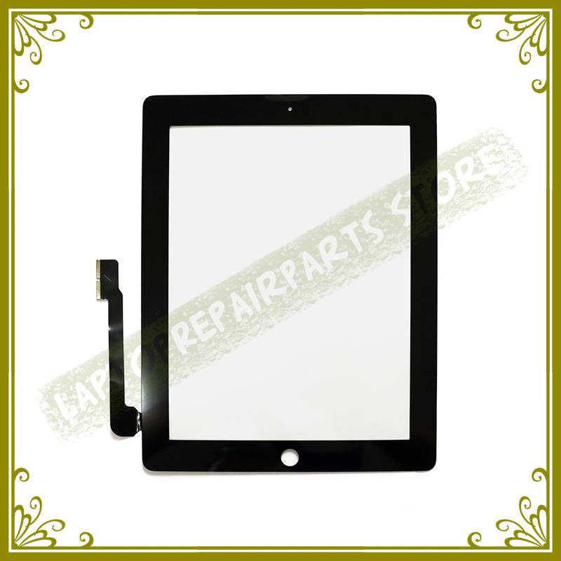 New White Black 7.9 Inch For Ipad 3 4 A1416 A1430 A1403 Touch Screen Digitizer Glass Panel Replacement Tested 5pcs set tested new original white black 7 9 inch for ipad mini 3 digitizer touch front glass lcd panels screen repair part