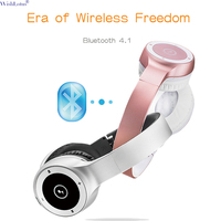 Sweat proof sports Wireless Bluetooth V4.1 earphone support music for mobile phones 2 smart device connection Wishlotus T8