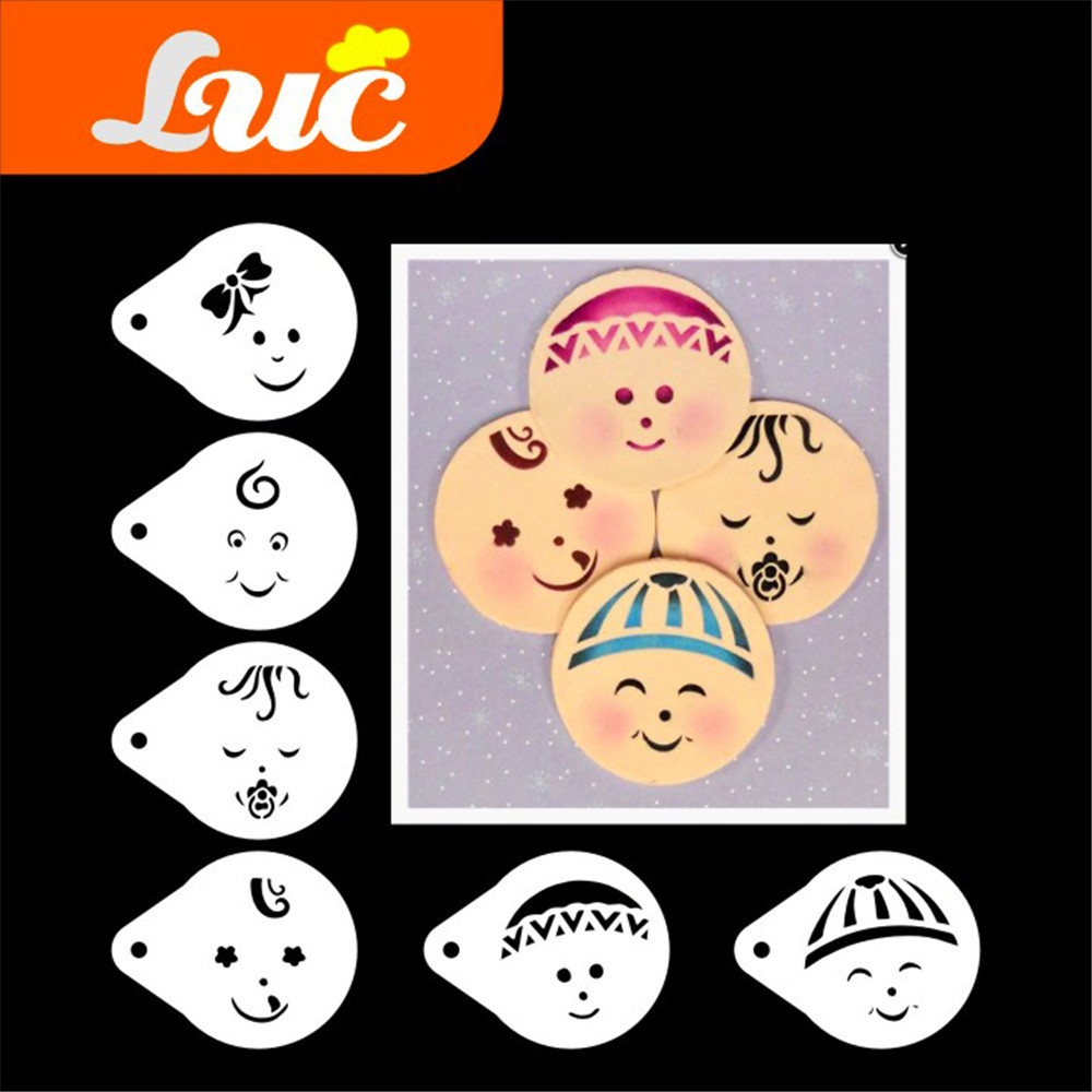 luc stencils small size 28 inches lovely boys design wall stencil set template