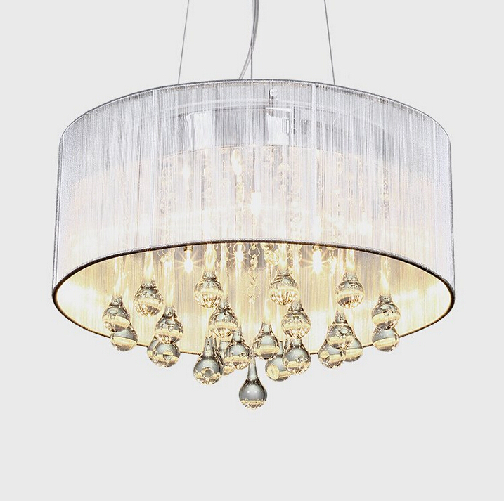Silver Chandelier Shades PromotionShop for Promotional Silver – Large Chandelier Shades