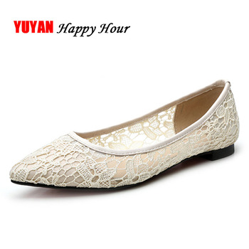 New Fashion 2017 Spring Summer Shoes Women Flat Heel Breathable Cool Womens Flats Plus Size 41 Red Black Brand T173 sandal