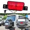 DWCX Rear Spare Tire Lamp Tail Bumper Light Fog Lamp For Mitsubishi Pajero Shogun 2007 2008