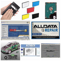 Alldata and mitchell software Auto Repair data Software Alldata 10.53 Mitchell on demand 2015 Vivid Workshop ElsaWin in 1tb hdd