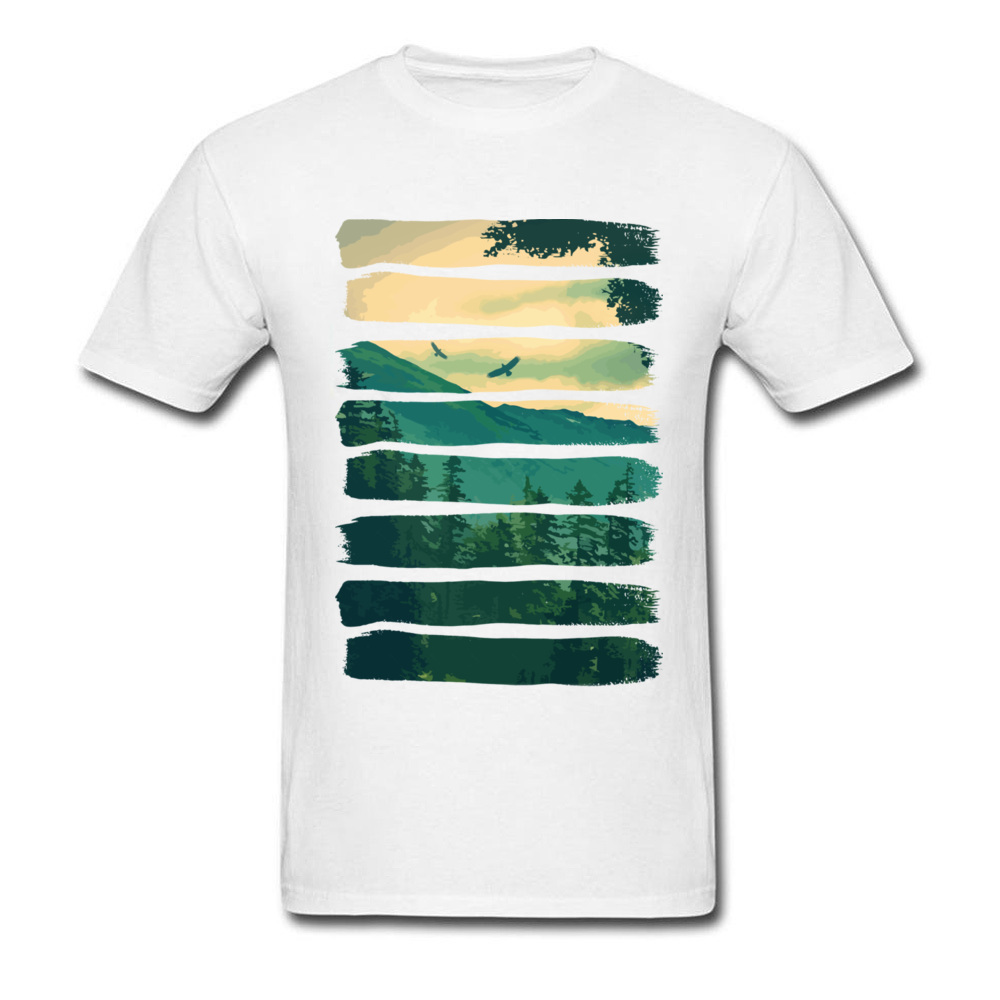 Lost in the Wilds Summer T Shirt for Boys Cotton Fabric Father Day Tops Tees Funny Tee Shirts Short Sleeve Fashion O-Neck
