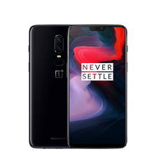 Original Oneplus 6 A6000 4G LTE Mobile Phone 6.28