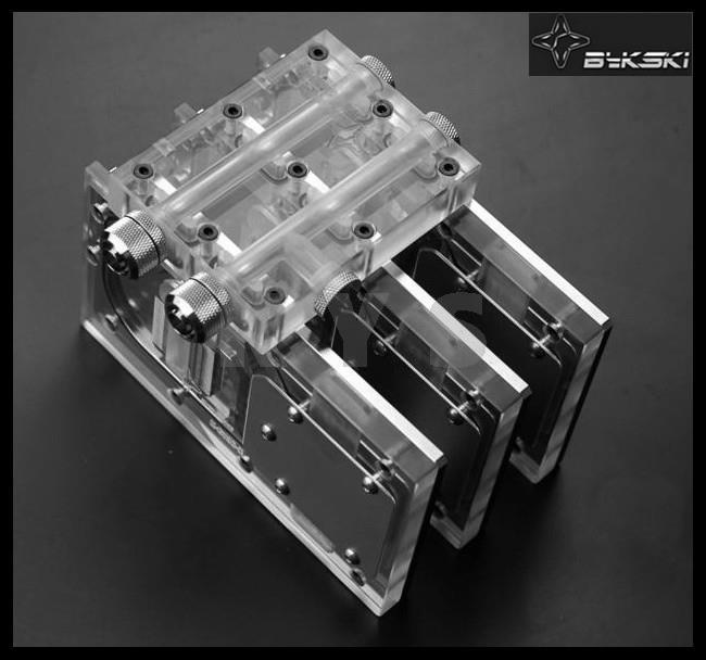 coolfort cf 1216 Bykski VGA-SLI&CF-SQUALL SLI/CF Module L4 2WAY