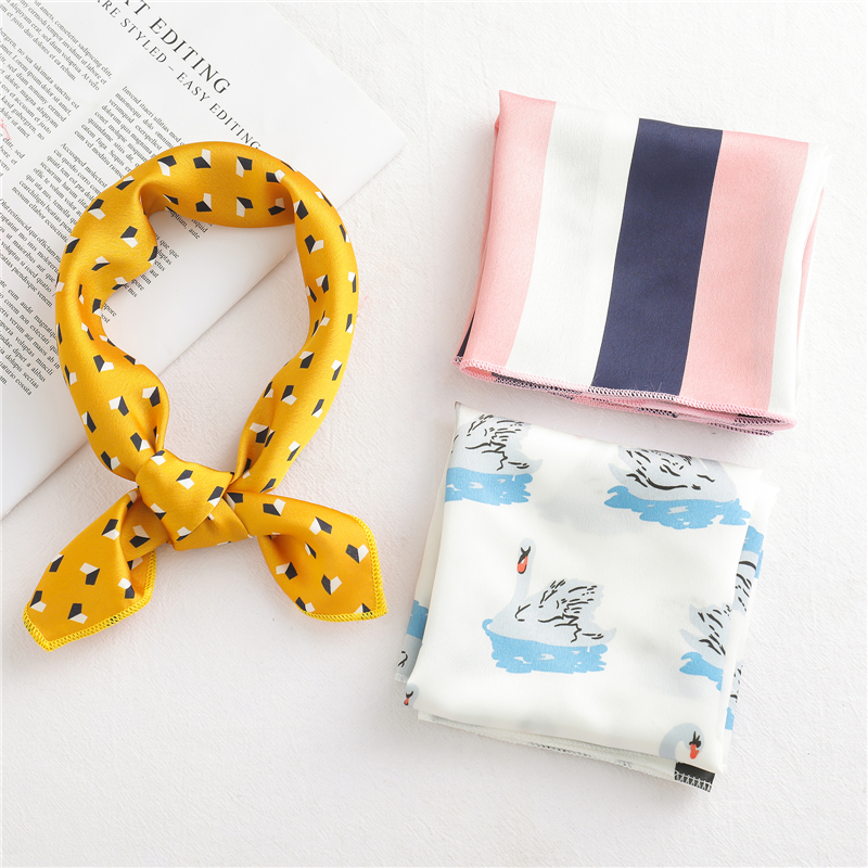 Yellow Spot Scarf White Spotty Spots Womens Scarves Wrap Earth Squared Summer