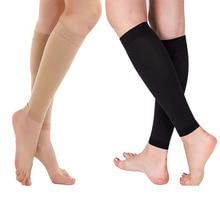 1 пара спортивных носков унисекс медицинские эластичные носки для сна варикозное расширение вены Компрессионные носки#3